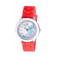 New Arrive Luxury Casual Silicone Waterproof Wristwatch Dress Watches Reloj Mujer Watches Women Female Watch