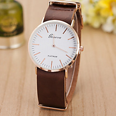 Woman And Men Simple Wrist Watch