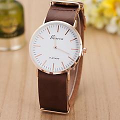 שעון יד פשוט אישה וגברים