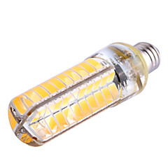 ywxlight® e11 dimmable12w 80 SMD 5730 1200 lm blanco cálido / blanco frío decorativa luces bi-pin ac 110-130 v