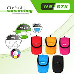 NEOPine Original Portable Mini Neoprene Soft Protective Bag Pouch Cover for Canon G7X Camera Case