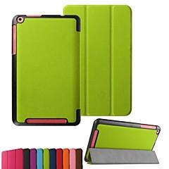 beskyttende tablett tilfeller lær tilfeller brakett hylster for Acer Iconia én 8 (b1-820)
