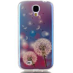 For Samsung Galaxy etui Mønster Etui Bagcover Etui Mælkebøtte TPU for Samsung S6 edge plus S6 edge S6 S5 S4