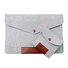 phenas? 펠트 13.3 인치 슬리브 커버 휴대용 케이스 노트북 가방