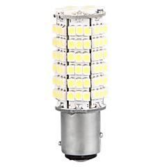2*Car 1157 P21 5W 1016 Turn Signal Back Up Bulb Lamp 3528SMD White 120 LED Light 12V