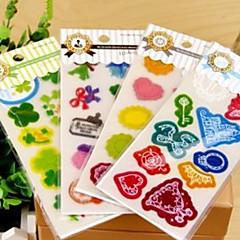 Söt - Plast - Stickers & Tapes