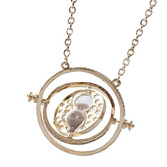 Holiday Jewelry Witch Movie Cosplay Golden Necklace Halloween / Christmas / New Year Female / Male