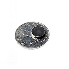 kraftig magnet NdFeB magnet magneter rundt d10x2mm (50stk)