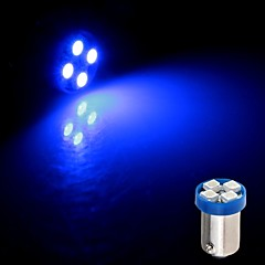 10*1156 BAS9  Blue color 4 0.2W LED for Reverse Backup Turn Light Bulb Lamp Foglight