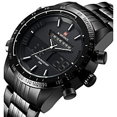 NAVIFORCE® Luxury Brand Fashion Men's Watches Waterproof Quartz Watch Montre Men Military diesel watch Sports Wristwatches Cool Watch Unique Watch
