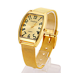 Ladies' Watch Hot Explosion Models Square Exquisite Series Gold Watch Strap Watch