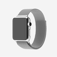 Ritche 42mm and 38mm Mesh Stainless Steel Bracelet Wrist Watch Band Magnet Closure Strap for Apple Watch