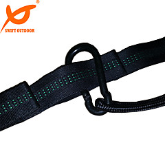 Hamaca ( Negro )-A Prueba de Humedad / Impermeable / Transpirabilidad / Resistente a rayos UV / Secado rápido / Resistente a la lluvia /