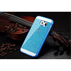 caso de telefone brilho para samsung galaxy borda S6 (cor opcional)