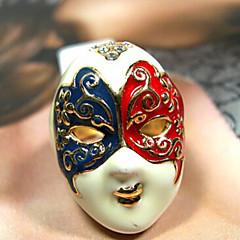 New Arrival Fashional Retro Drip Mask Ring
