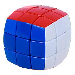 Cubes Magiques IQ Cube Trois couches Vitesse Cube de vitesse lisse Magic Cube Puzzle ABS