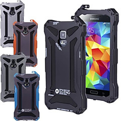 For Samsung Galaxy Case Shockproof Case Back Cover Case Armor Metal Samsung S5