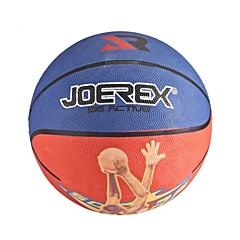 JOEREX 7# Rubber Basketball Blue/Red Blue/Yellow Indoor & Outdoor Basketball