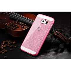 Glitter Phone Case For Samsung Galaxy S6(Color Optional)