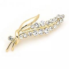 Γυναικεία Καρφίτσες Μοντέρνα κοσμήματα πολυτελείας Στρας Προσομειωμένο διαμάντι Κράμα Κοσμήματα ΓιαΓάμου Πάρτι Ειδική Περίσταση Γενέθλια