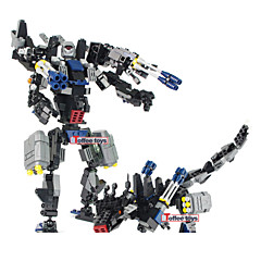 Building Blocks Movie Transfor Toy Robot Bum Toy Kids Toys Building Blocks 2in1 Autobot Model Assemble Bricks Toys8712