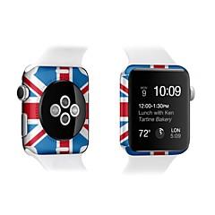 omena katsella iwatch 38mm värikäs näytönsuojan 42mm edessä ja takana näytön suojus