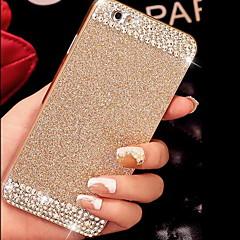 solide bling de luxe paillettes retour de cas de couverture avec diamant pour iphone 5 / 5s (couleurs assorties)