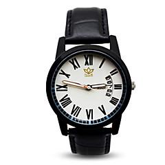 Männer Quarzuhren Freizeitmode Legierung wasserdichte Uhren