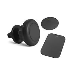 Telefontartó Autó Szellőzés Mágneses Műanyag for Mobiltelefon