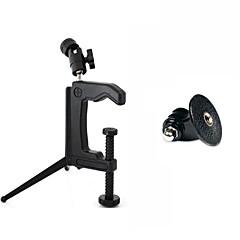 peuplier macro caméra PTZ trépied pince-cadre remake de l'auto bureau trépied mini-trépied