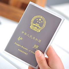 Voyage Etui à Passeport & Pièce d'Identité Protège Passeport Rangement de VoyageEtanche Résistant à la poussière Ultra léger (UL)