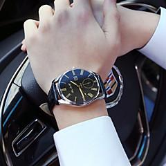 erkekler marka geneva moda kuvars saatler spor öğrenci askeri saat gündelik elbise kol saatleri izlemek