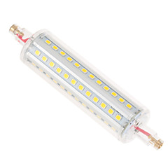 ywxlight®dimmable r7s 12w 118mm 72smd 2835 1050lmウォームホワイト/クールホワイトled ac 110-240v