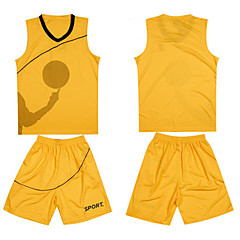Professional High Quality Classic Mens 100% Polyester Embroidery Basketball jersey&shorts