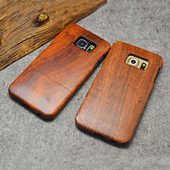 Natural Wood Samsung Case Hard Back Cover for Galaxy S6 edge+/S6 edge/S6