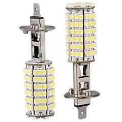 2 w 1 SMD LED 1h 120 SMD motoryzacyjny białe światło doprowadziło Blub do lamp samochodowych (DC 12V)