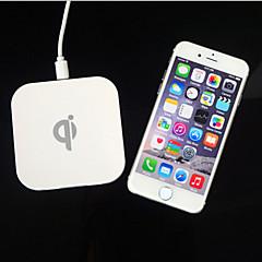 q1 standaard nieuwe Q8 draadloze oplader voor apple android gebeld