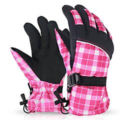 Dames Handschoenen Recreatiesport Houd Warm / Draagbaar / Anti-Slip Voorjaar / Herfst / Winter Rose / Grijs-Sportief-Gratis Grootte