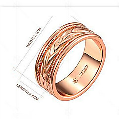 Midi Rings Gold Plated 18K gold Fashion Gold Jewelry Party 1set