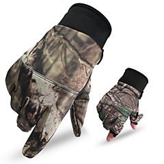 Γιούνισεξ Γάντια Αθλήματα Αναψυχής Διατηρείτε Ζεστό / Φοριέται / Αντιολισθητικό Άνοιξη / Φθινόπωρο / Χειμώνας Παραλλαγή-Αθλητικά-M / Μ /