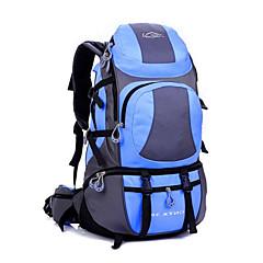 45 L Backpack Vapaa-ajan urheilu Käytettävä Kosteuden kestävä Nylon FuLang