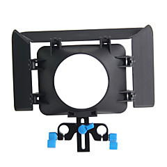 YELANGU® YELANGU Camera Black Matte Box Made Of ABS For Digital Camera