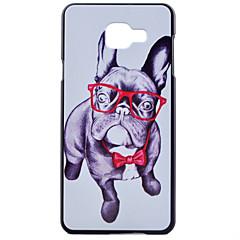 For Samsung Galaxy etui Mønster Etui Bagcover Etui Hund PC for Samsung A7(2016) A5(2016) A3(2016) A7 A5 A3