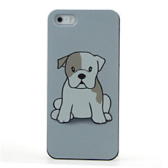 For iPhone 5 Case Pattern Case Back Cover Case Dog Hard PC iPhone SE/5s/5