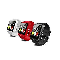 Icestar Intelligens Watch - Bluetooth 3.0 - Kéz nélküli hívások / Üzenet kontroll / Kamera kontroll -Testmozgásfigyelő / Stopper / Dugók