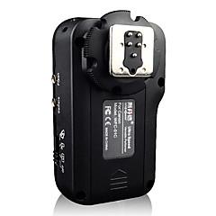 sidande WFC-01c flash sans fil déclencheur pour canon 6d 60d 7d 70d 5d2 5d3 450d 600d appareil photo numérique reflex