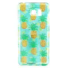 Mert Samsung Galaxy Note IMD Case Hátlap Case Gyümölcs TPU Samsung Note 5
