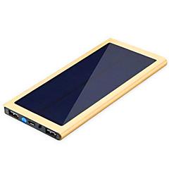 o ultra-fino telefone celular móvel de energia baterias de polímero solares universal mumbo-jumbo cobrando tesouro