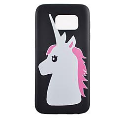ponin kuvio TPU puhelimen suojakotelo Samsung Galaxy S7 / S7 reuna / S7 plus / S6 / S6 reuna / S6 reuna plus