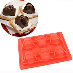 Silicone Ice Cube Tray Mold Cookies Chocolate Soap Baking Kitchen Tool Cake Mould
